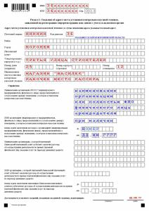 БЛАНК ФОРМЫ КНД 1110021 СКАЧАТЬ БЕСПЛАТНО